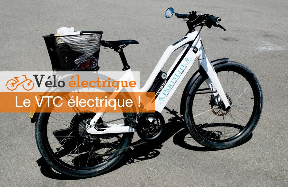 VTC électrique