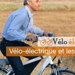 vélo-électrique et les séniors